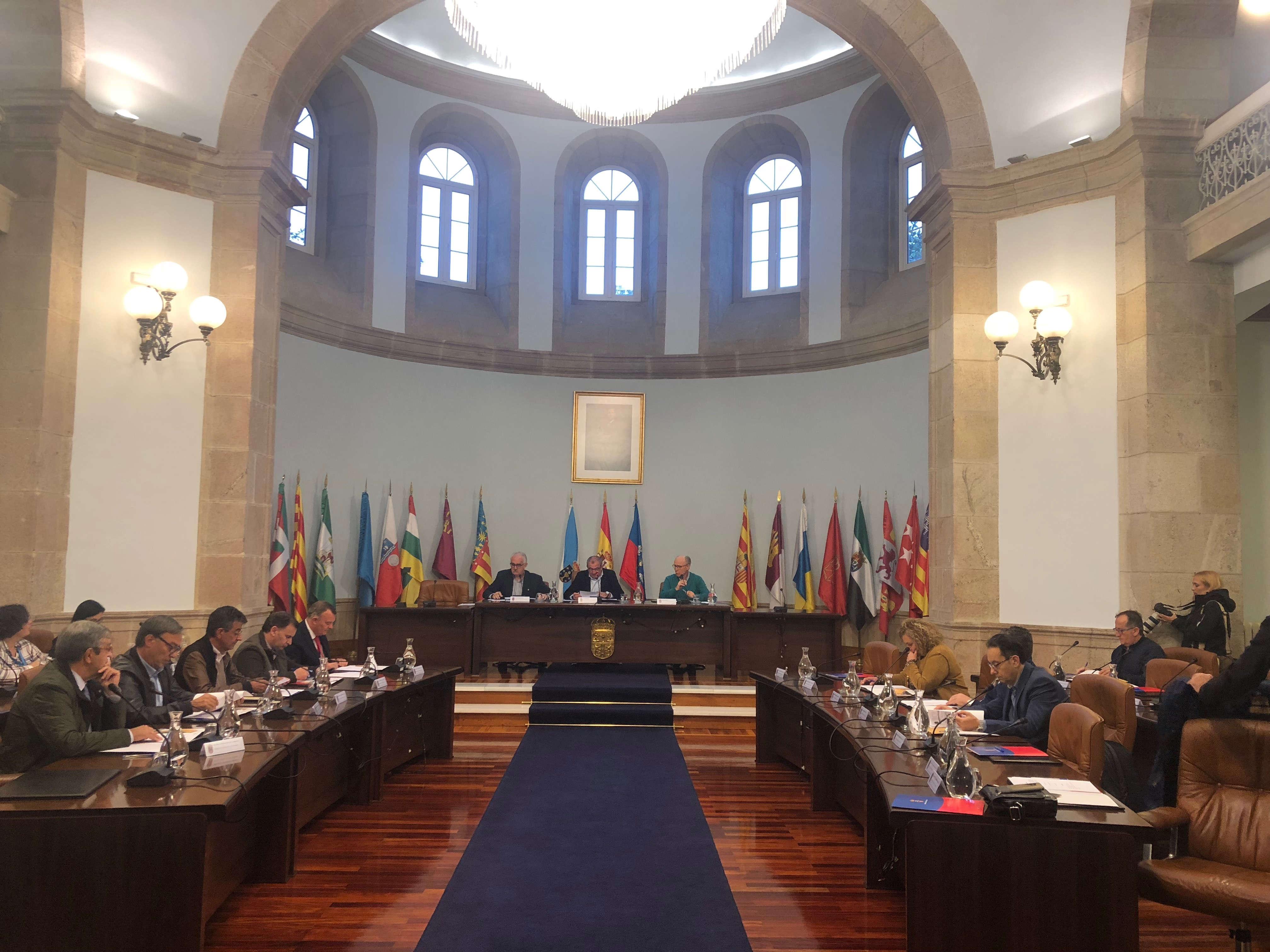Constitución do Consello Provincial de Turismo