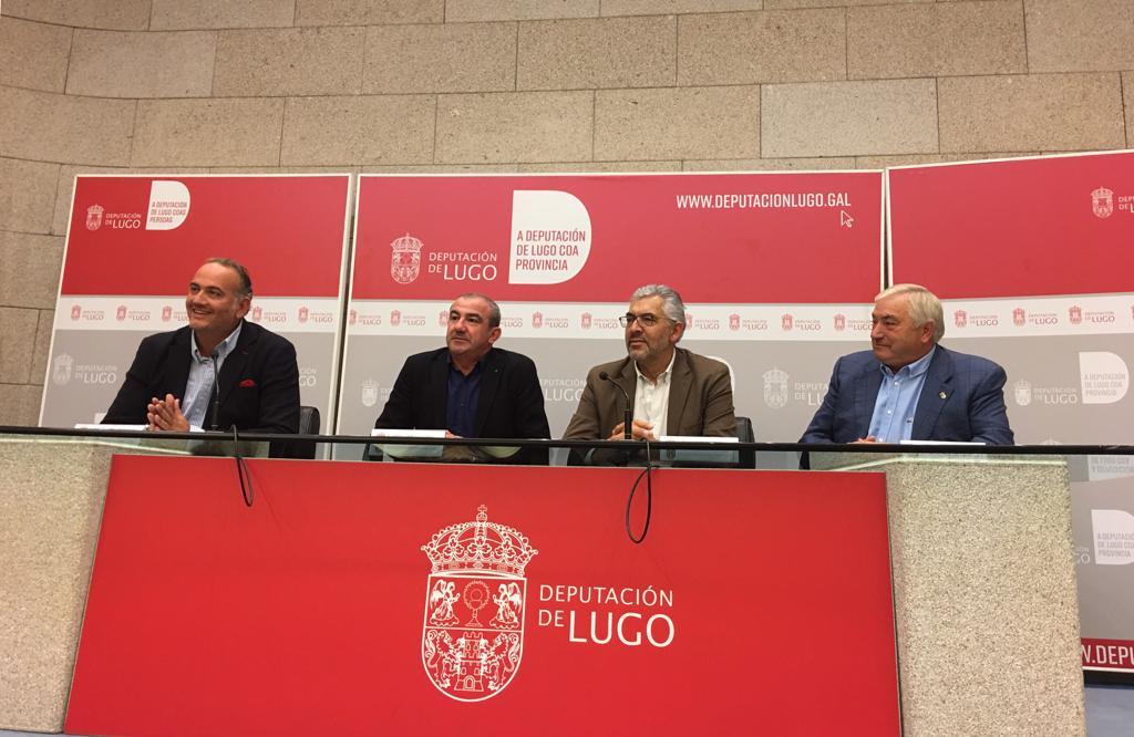 Presentación ExpoLugo Rural 2018