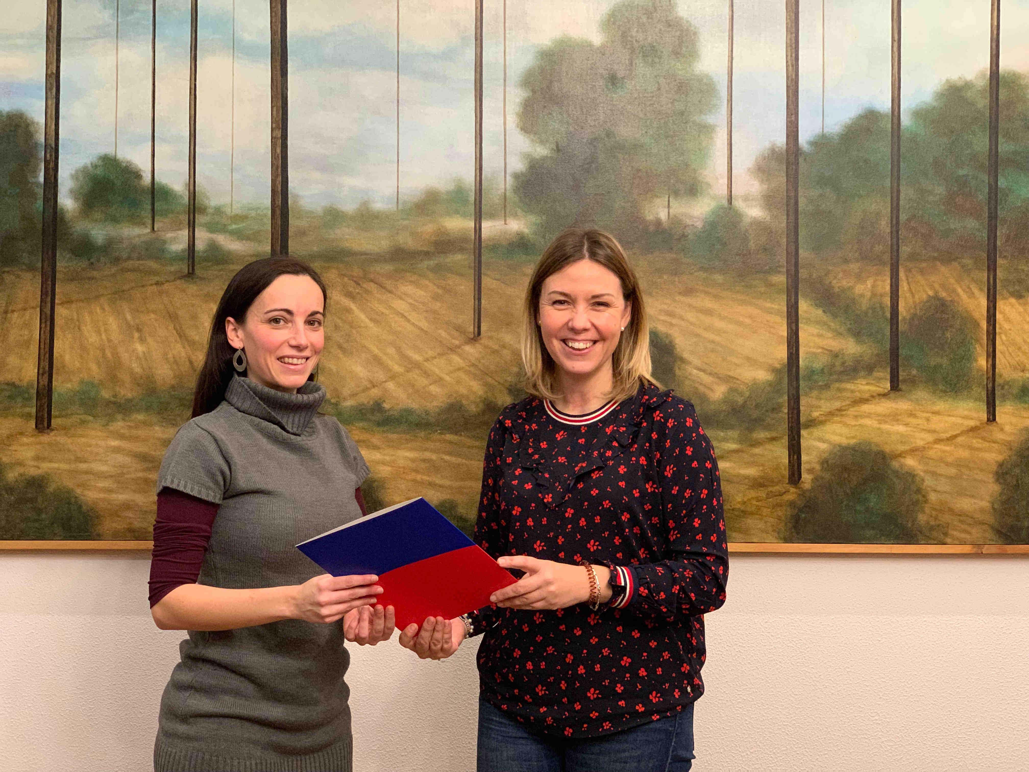 Convenio de colaboración co Conservatorio de Danza