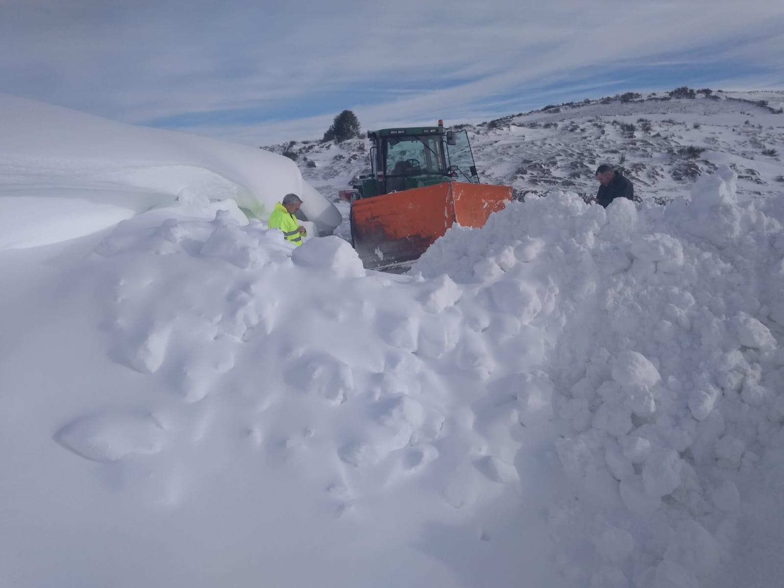 Dispositivo de inverno na rede viaria provincial