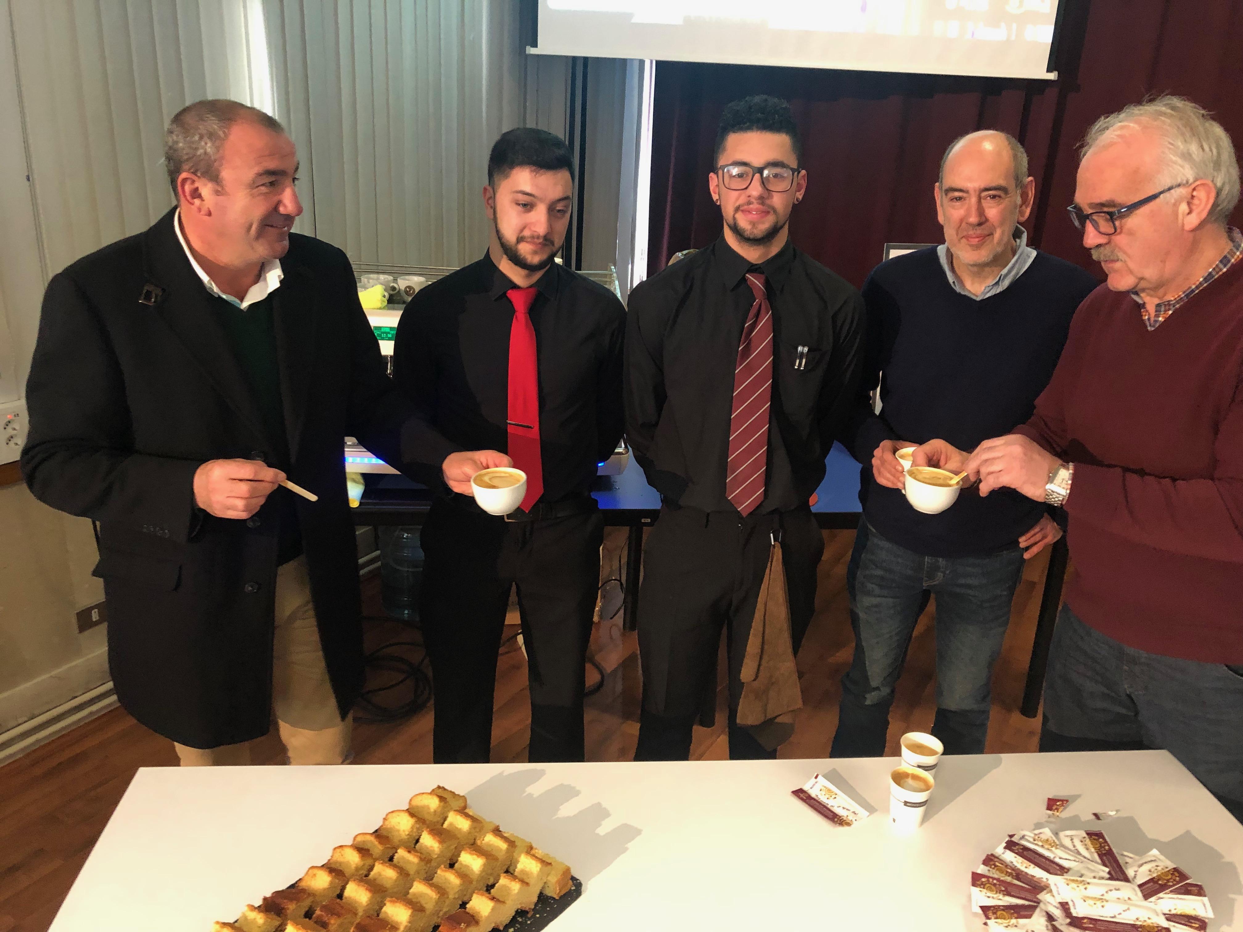 O SdeA da Deputación emitirá en directo os Campionatos Internacionais de Baristas de Foz do 13 ao 15 de febreiro