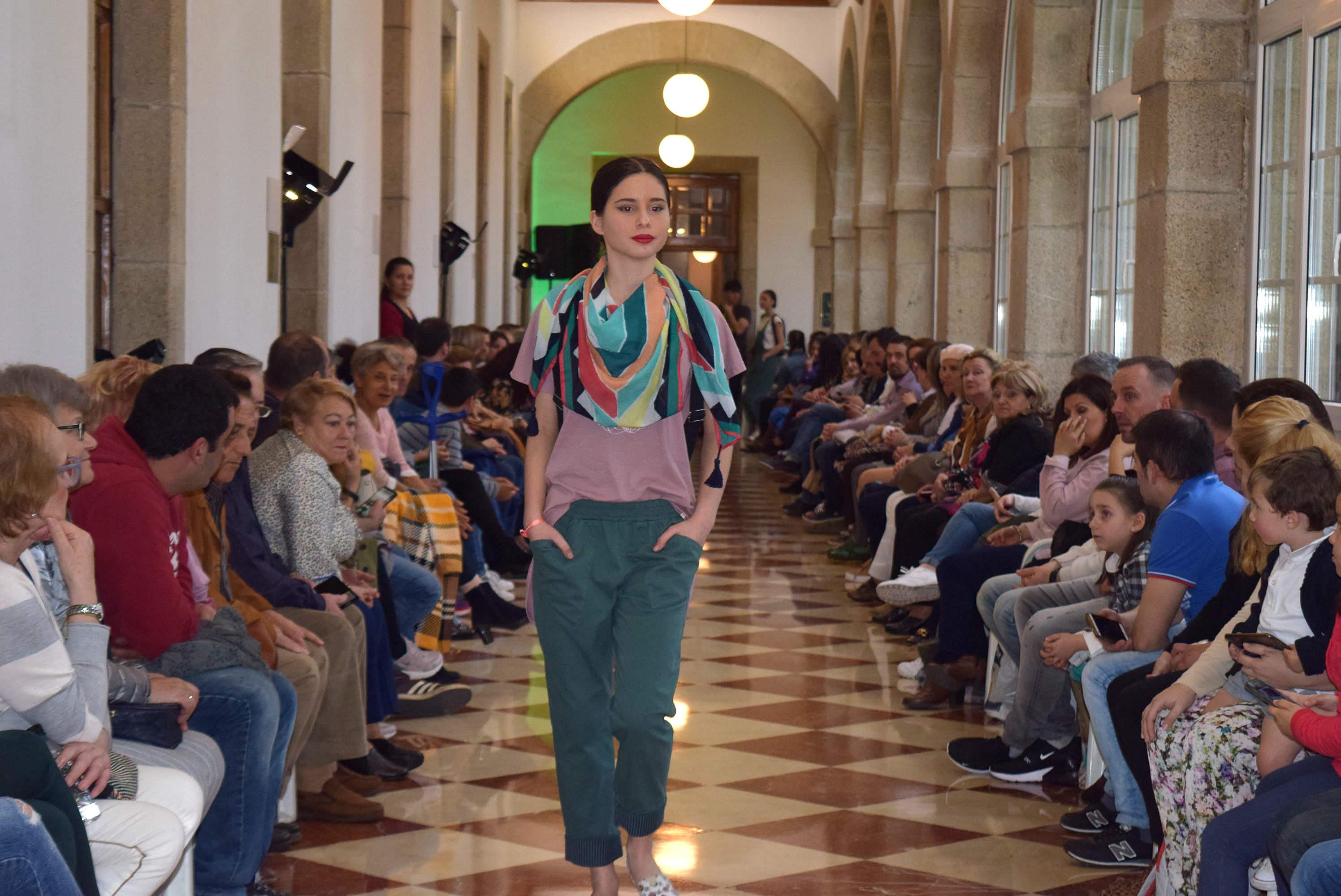 Desfile 'Lugo vístese de primavera'
