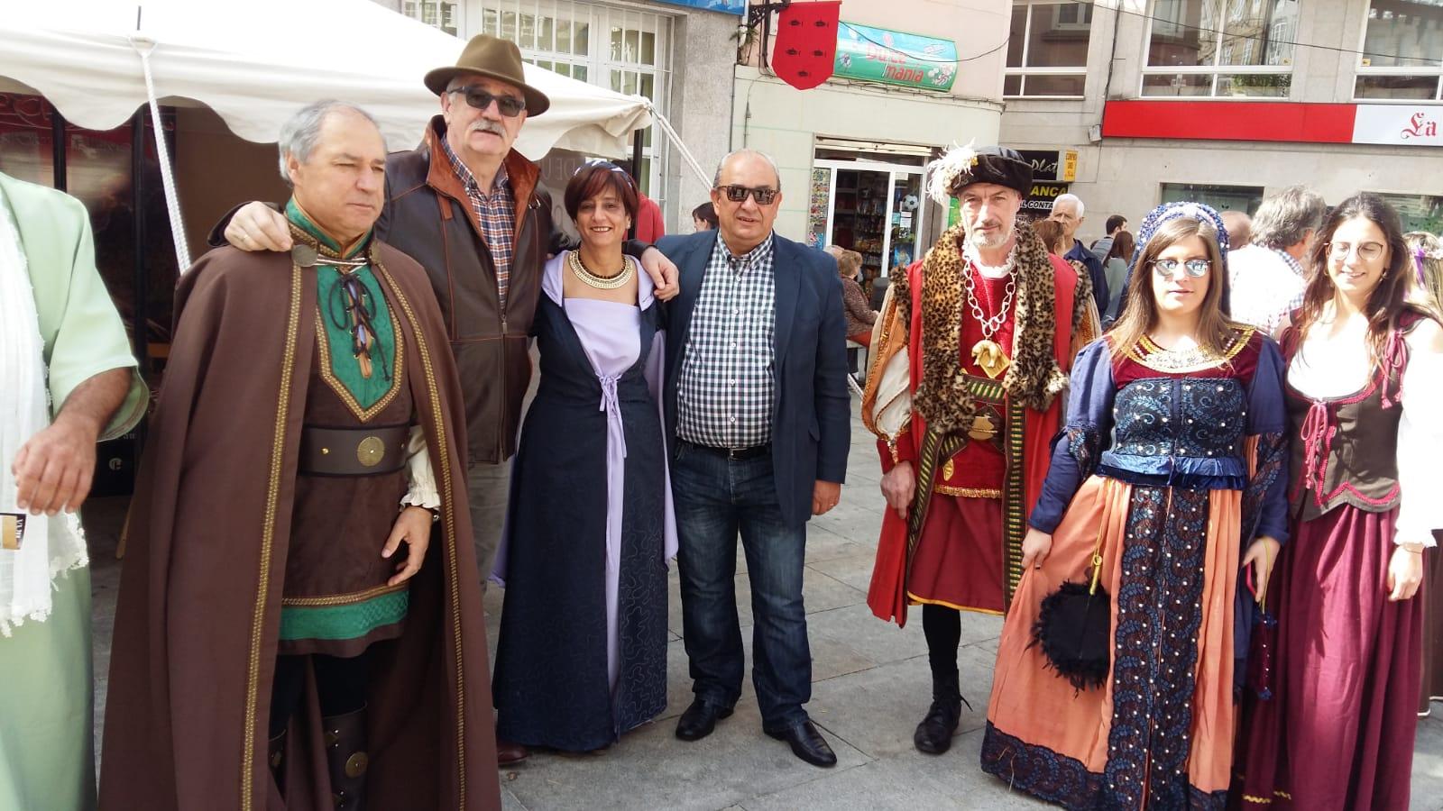 XVII Feira Medieval de Monforte de Lemos
