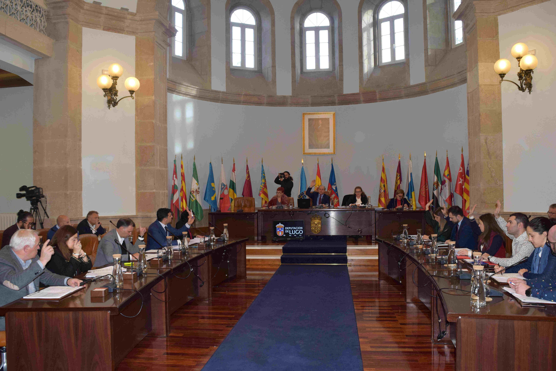 A Deputación esixe que a Xunta garanta o futuro dos hospitais comarcais na provincia de Lugo